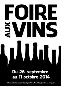 foire aux vins d'automne