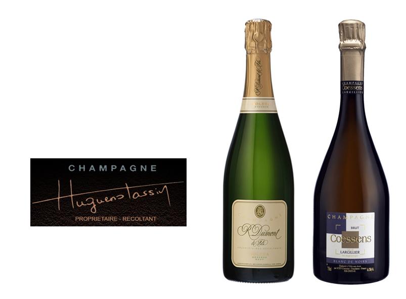 Nouvelle sélection de Champagne de l'Aube