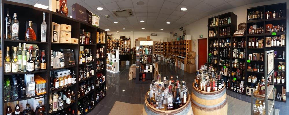 Le plus grand choix de Whisky et Rhum
