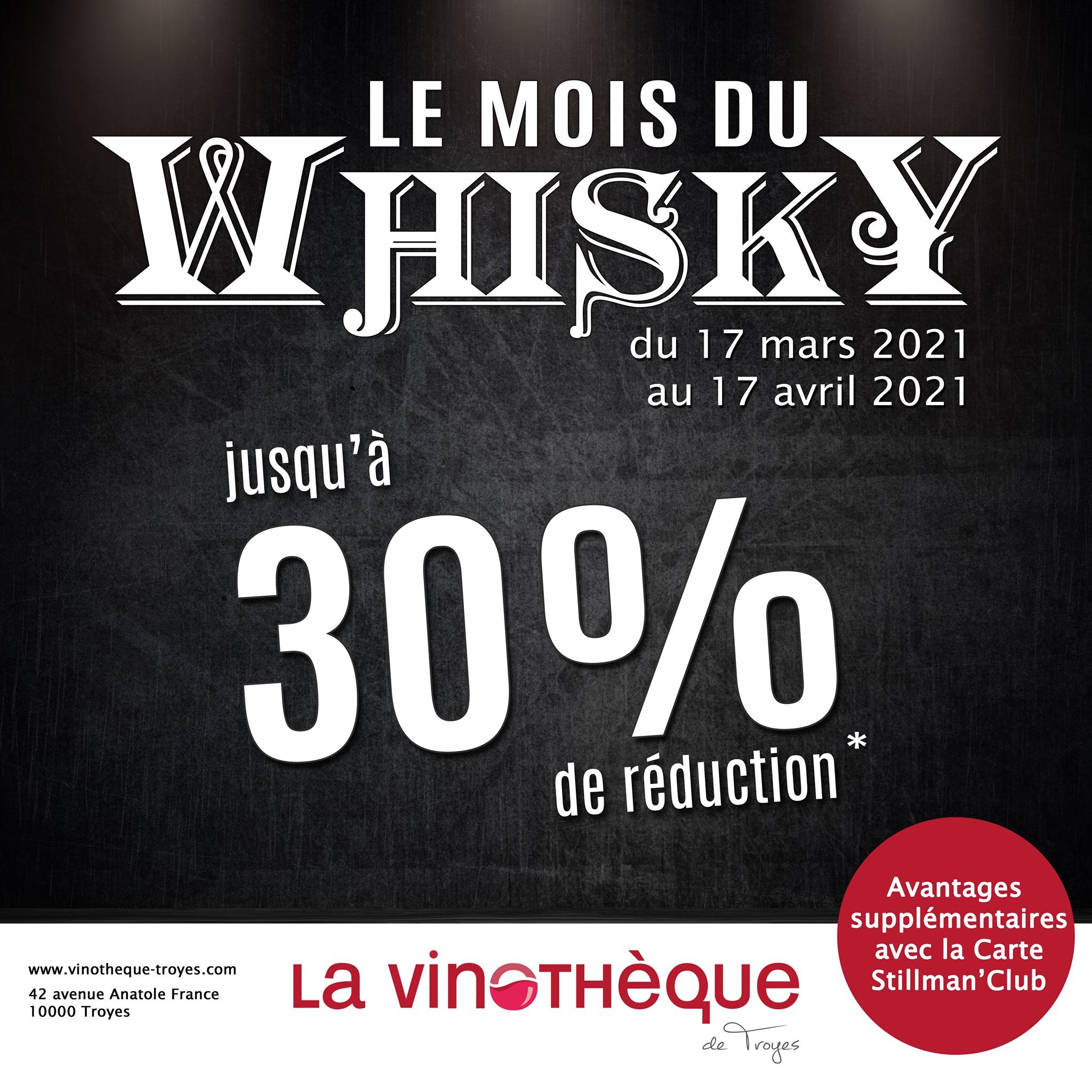 Le Mois du Whisky